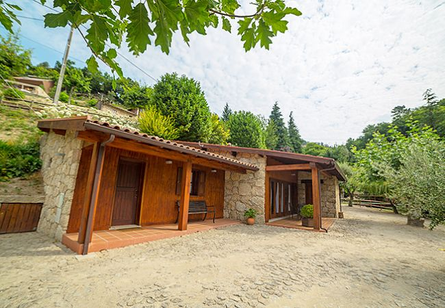Villa em Gerês - Casa da Cachoeira - Villas do Agrinho