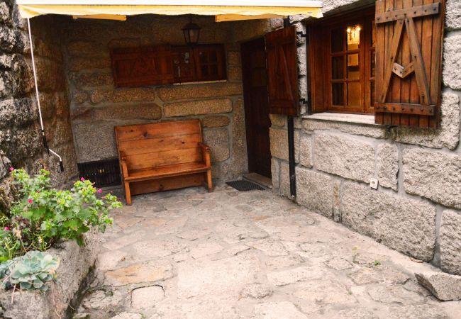 Casa rural em Campo do Gerês - Casa da Roseira T1