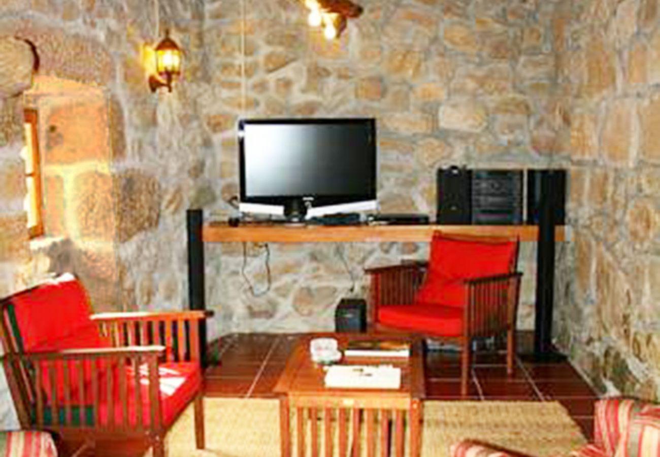 Casa rural em Amares - Casa da Rocha