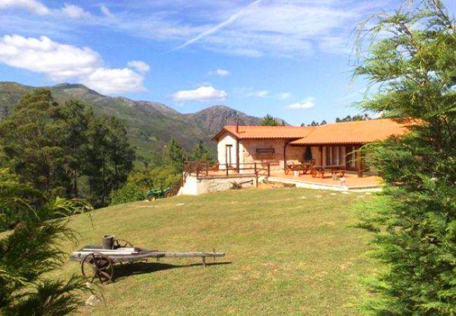 Casa rural em Gerês - Quarto - Casa Vale das Mós