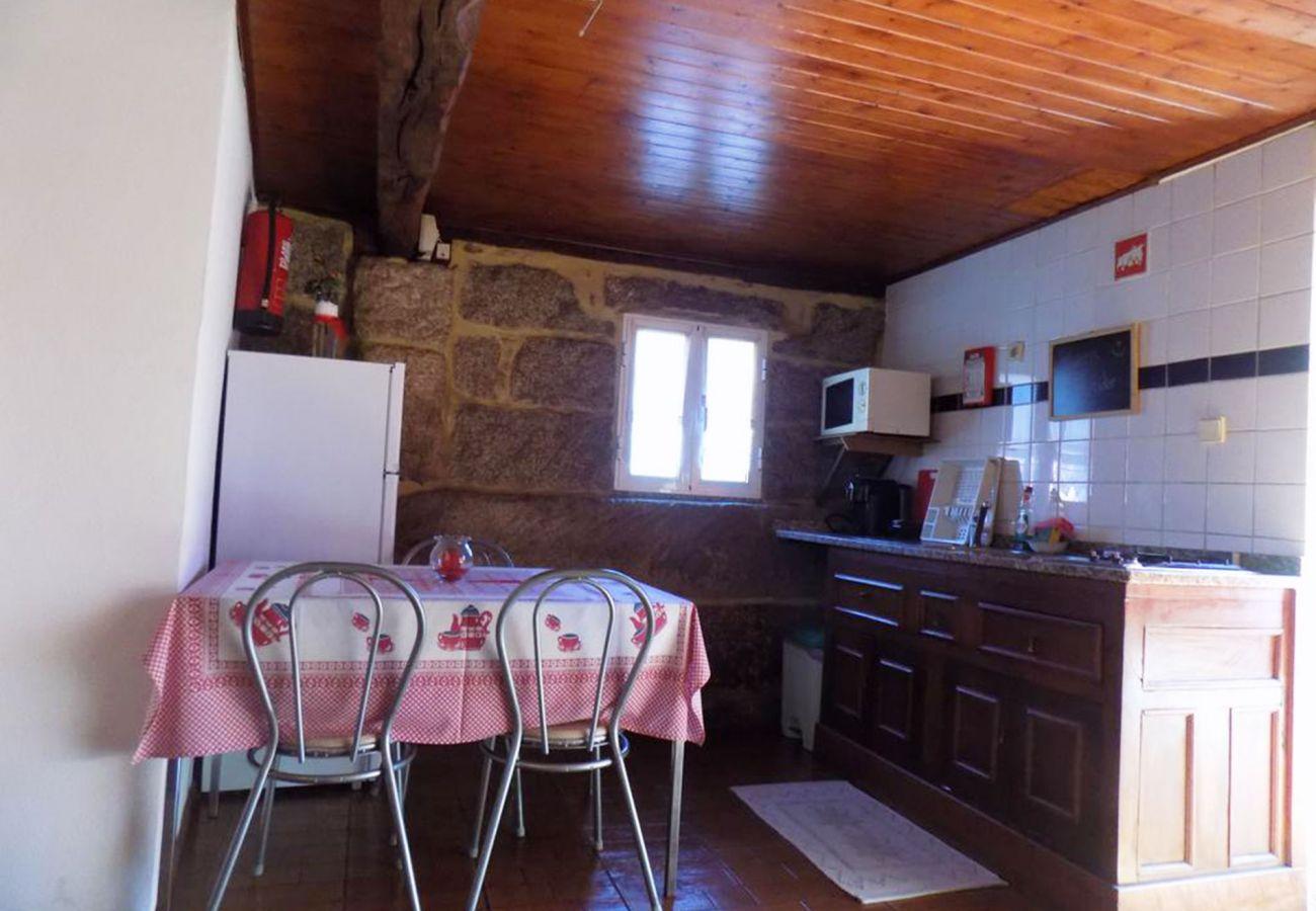 Casa rural em Gerês - Casa da Venda T1