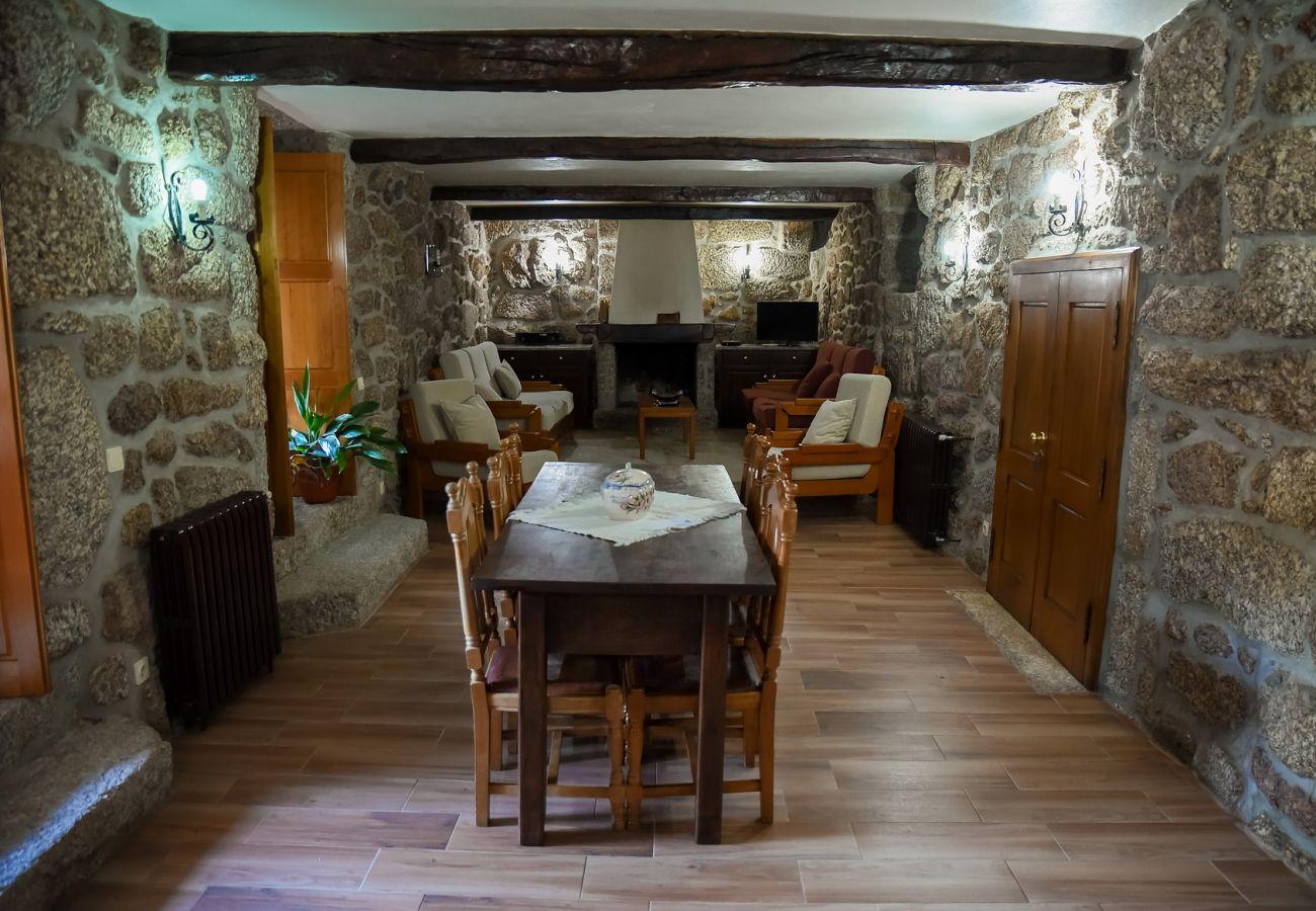 Casa rural em Vieira do Minho - Quinta dos Vieiras
