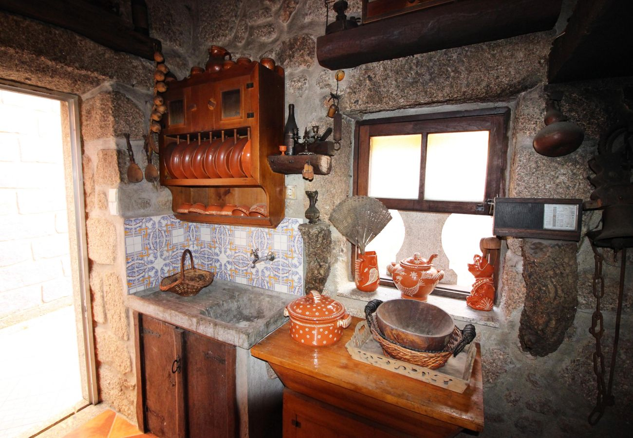 Casa rural em Gerês - Casa da Avó