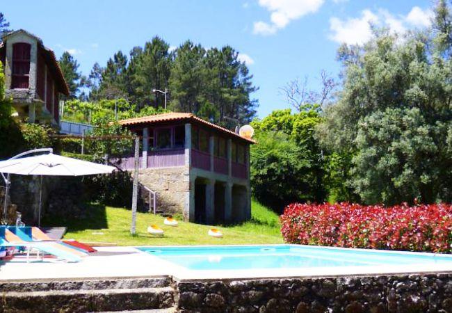 Casa rural em Vila Verde - Casa dos Caseiros