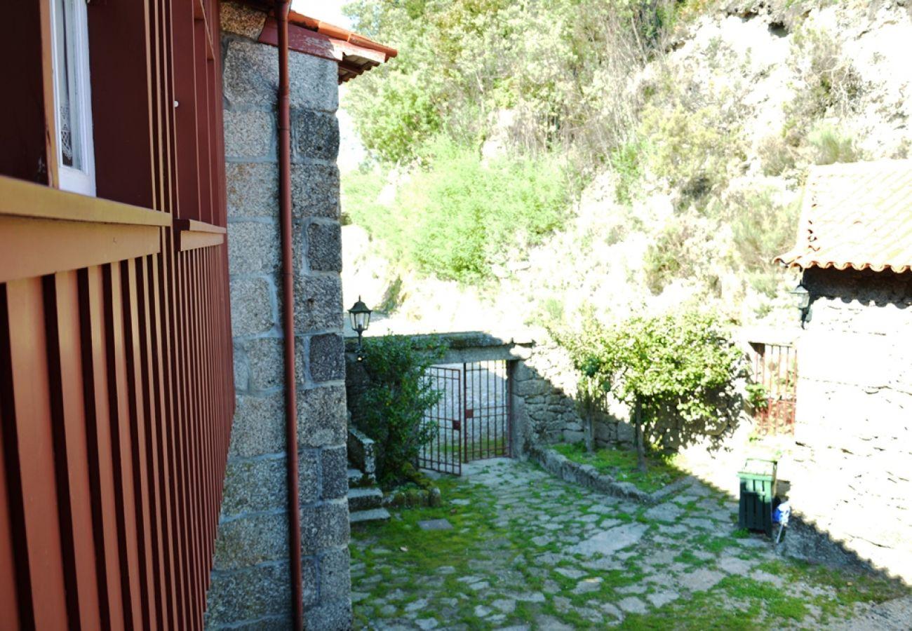Casa rural em Gerês - Casa dos Bernardos T2 - Piso 1