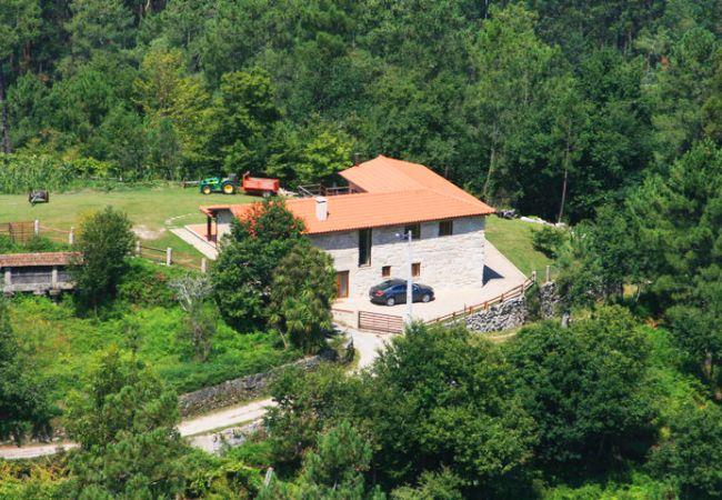 Casa rural em Gerês - Casa Vale das Mós T6