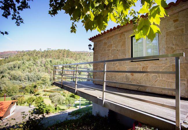Bungalow em Gerês - Casa da Quinta - Hotel Quinta do Rio Gerês