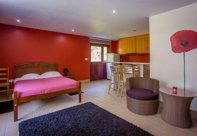 Estúdio em Gerês - Estúdio do Abrigo do Hotel Quinta do Rio Gerês