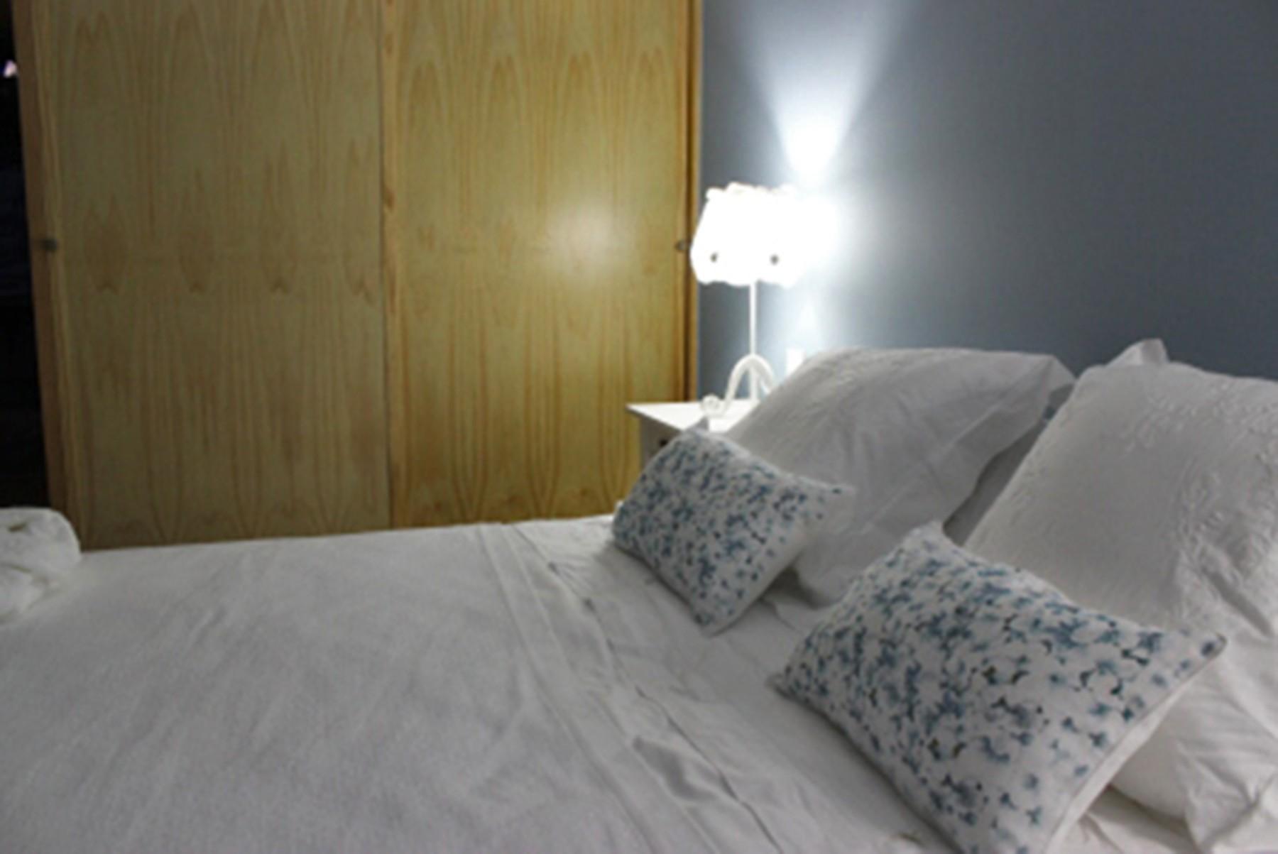 Em Arcos De Valdevez Casas Da Li Quarto Azul ~ Quarto De Casal Azul E Ar Condicionado Quarto