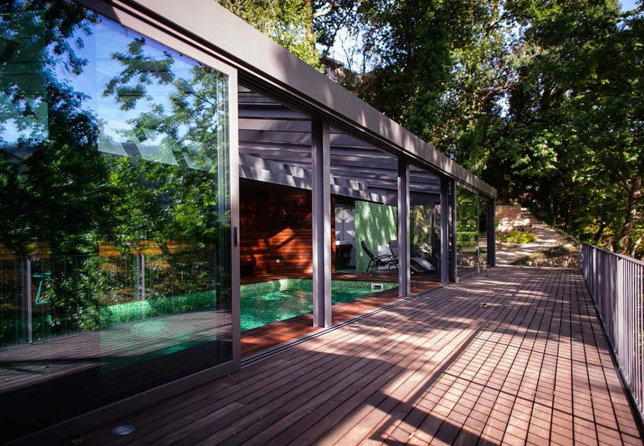 Villa em Gerês - Villa da Floresta - Quinta dos Carqueijais