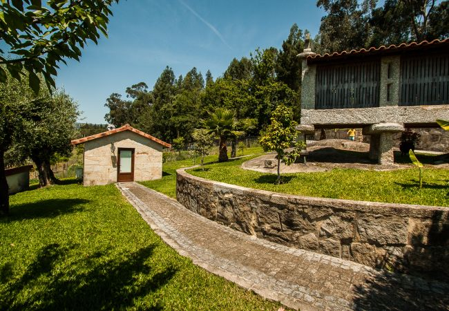 Bungalow em Arcos de Valdevez - Casa do Espigueiro T0- Quinta do Toural