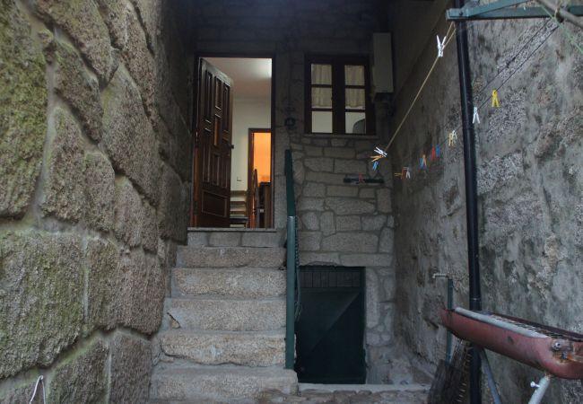Casa rural em Campo do Gerês - Casa do Palheiro T1