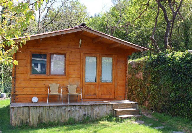 Bungalow em Gerês - Cabaninha do Amor T1 - Casa do Criado