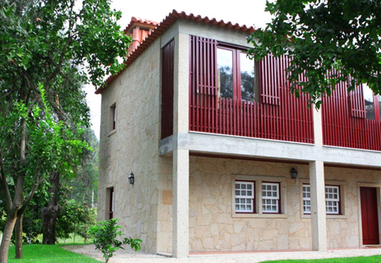 Casa em Amares - Casa da Sequeira - Quinta Vale do Homem
