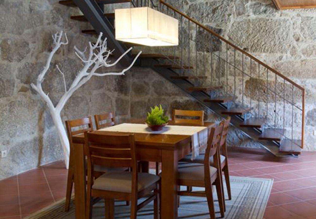 Casa rural em Amares - Casa do Linho - Recantos na Portela