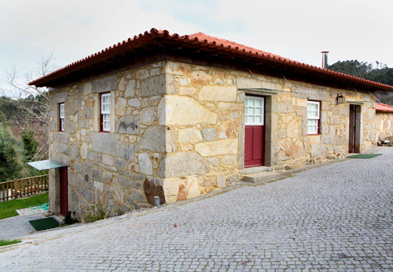 Casa rural em Amares - Casa do Rancho T2