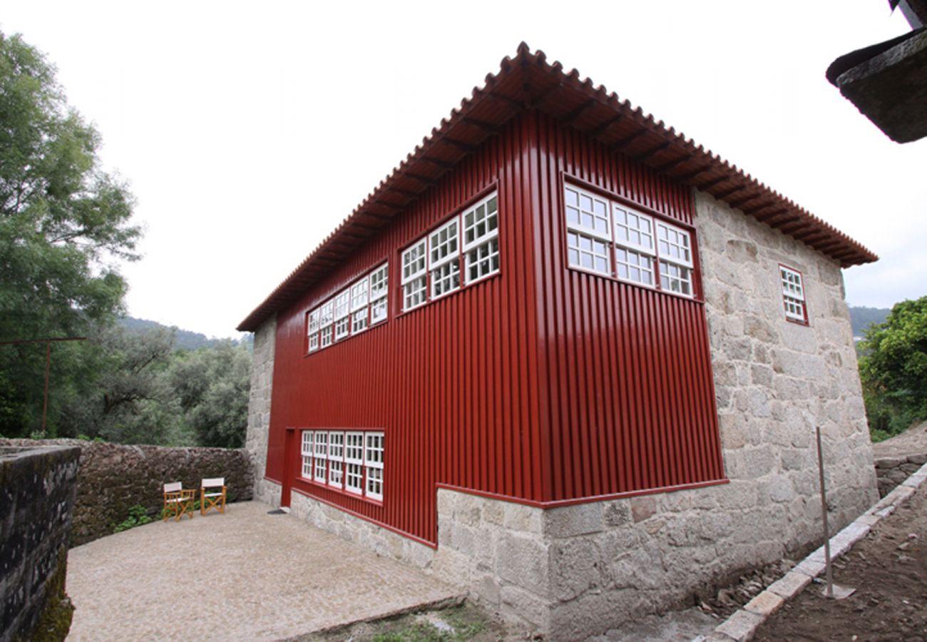 Casa rural em Amares - Quinta Recantos na Portela