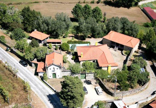 Casa rural em Vila Verde - Casa dos Carvalhais