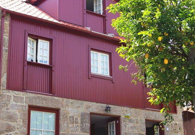 Casa rural em Amares - Casa da Obrinha