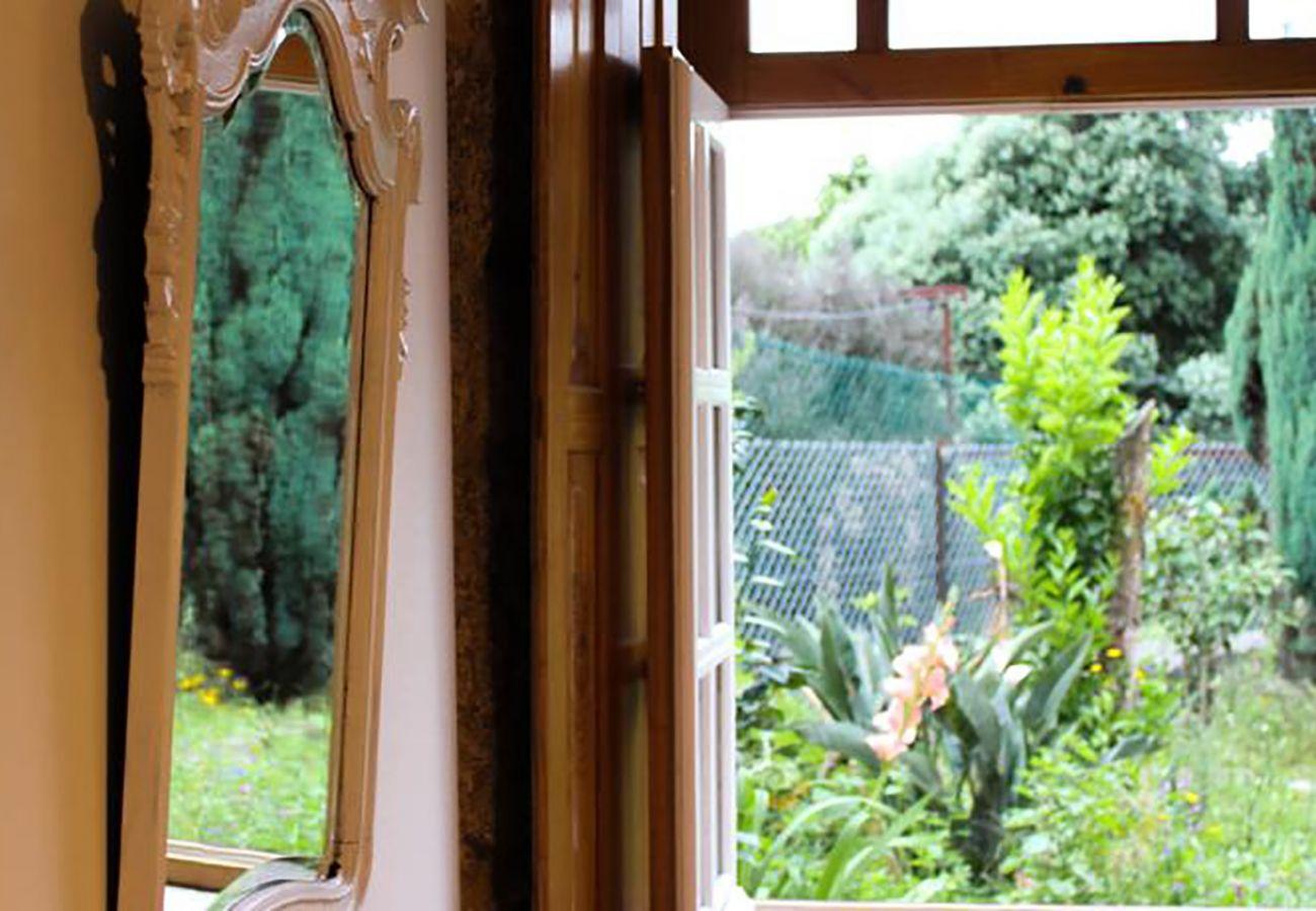 Quarto em Gerês - Quarto Duplo - Casa do Eido Sustainable living