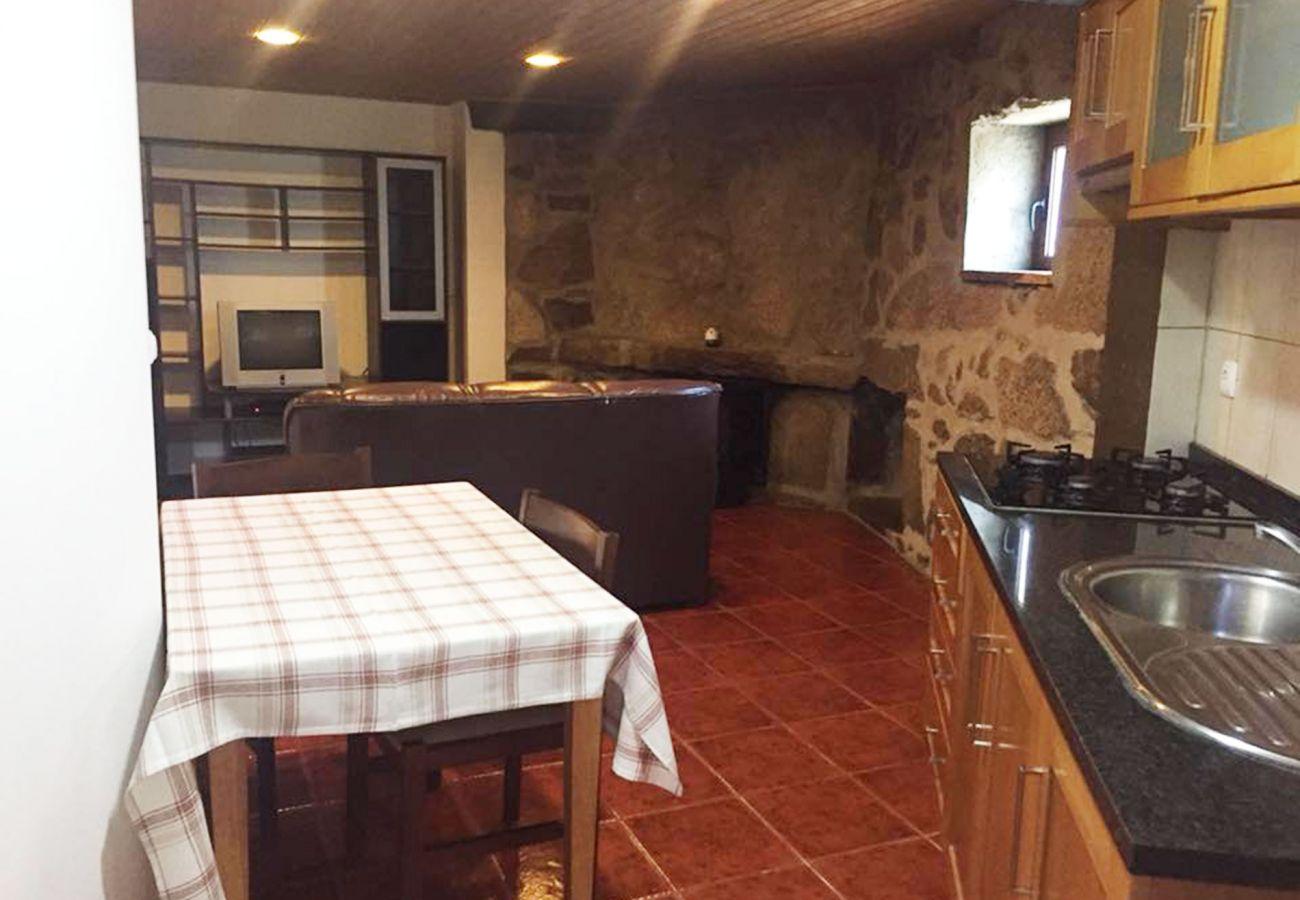 Casa rural em Gerês - Casa da Ermida T1 - Casa do Criado