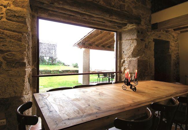 Casa rural em Montalegre - Casa Entre-Palheiros T5