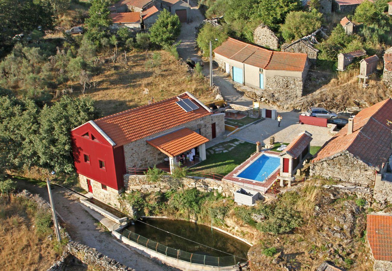 Casa rural em Montalegre - Casa Entre-Palheiros