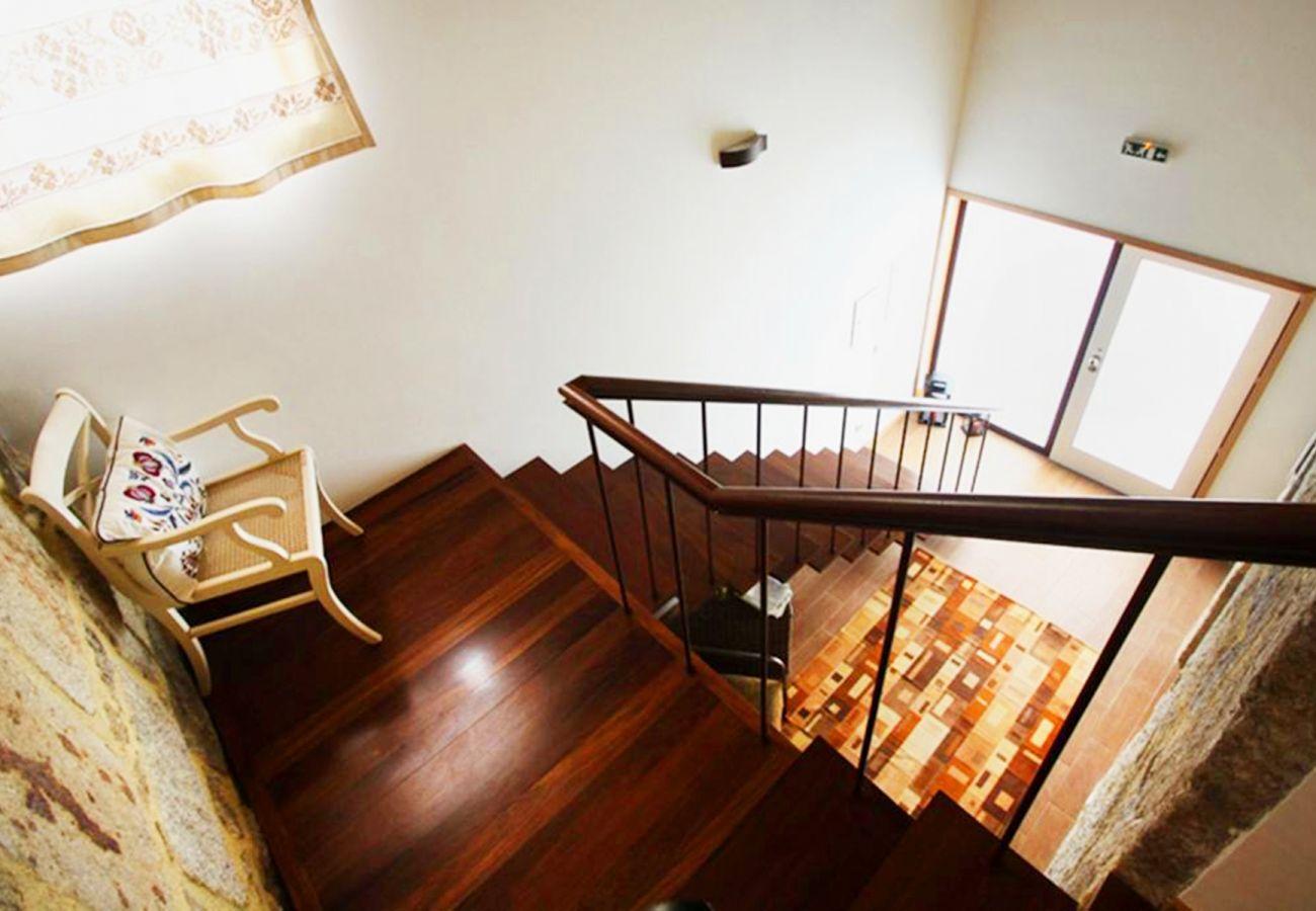 Casa rural em Amares - Casa do Telhado