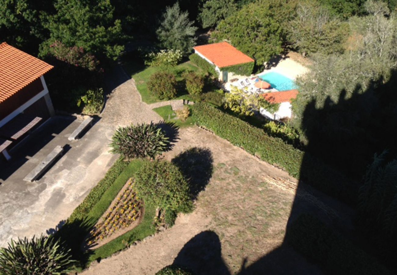 Casa rural em Amares - Casa da Eira - Castelo do Castro