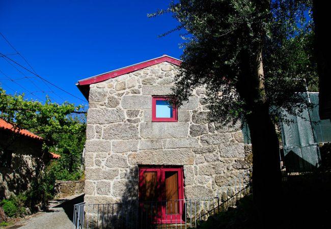 Casa rural em Vieira do Minho - Casa do Palheiro - Aldeia de Louredo