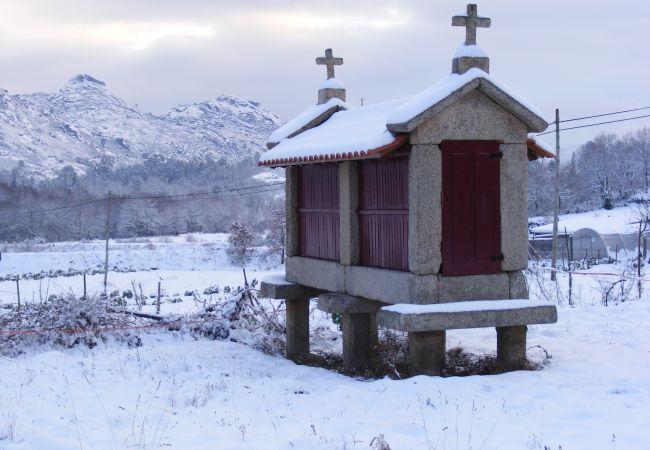Casa em Campo do Gerês - Casa Sulfato