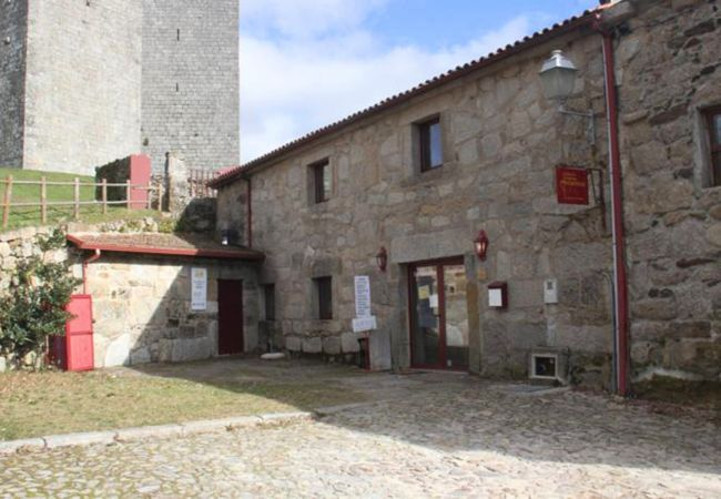 Quarto em Montalegre - Casa O Castelo_Quarto Duplo