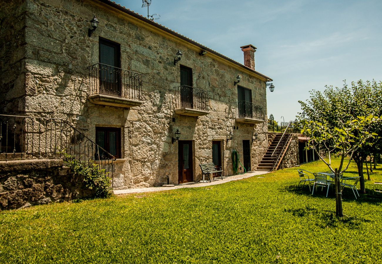 Casa rural em Arcos de Valdevez - Quinta da Toural
