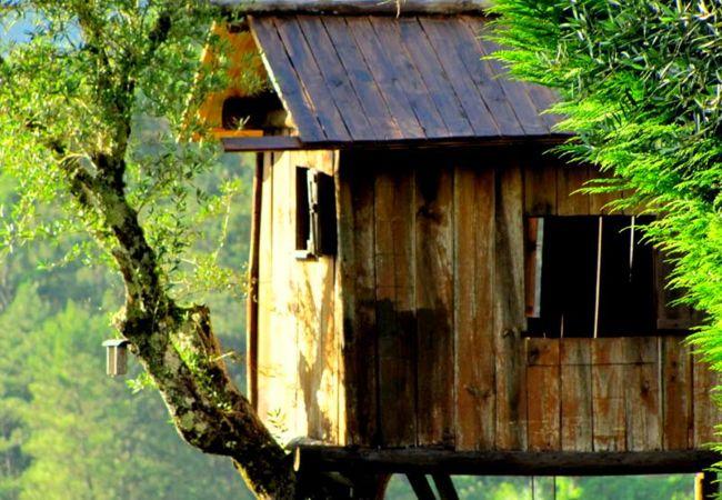 Chalet em Vieira do Minho - Casa de Campo da Quebrada