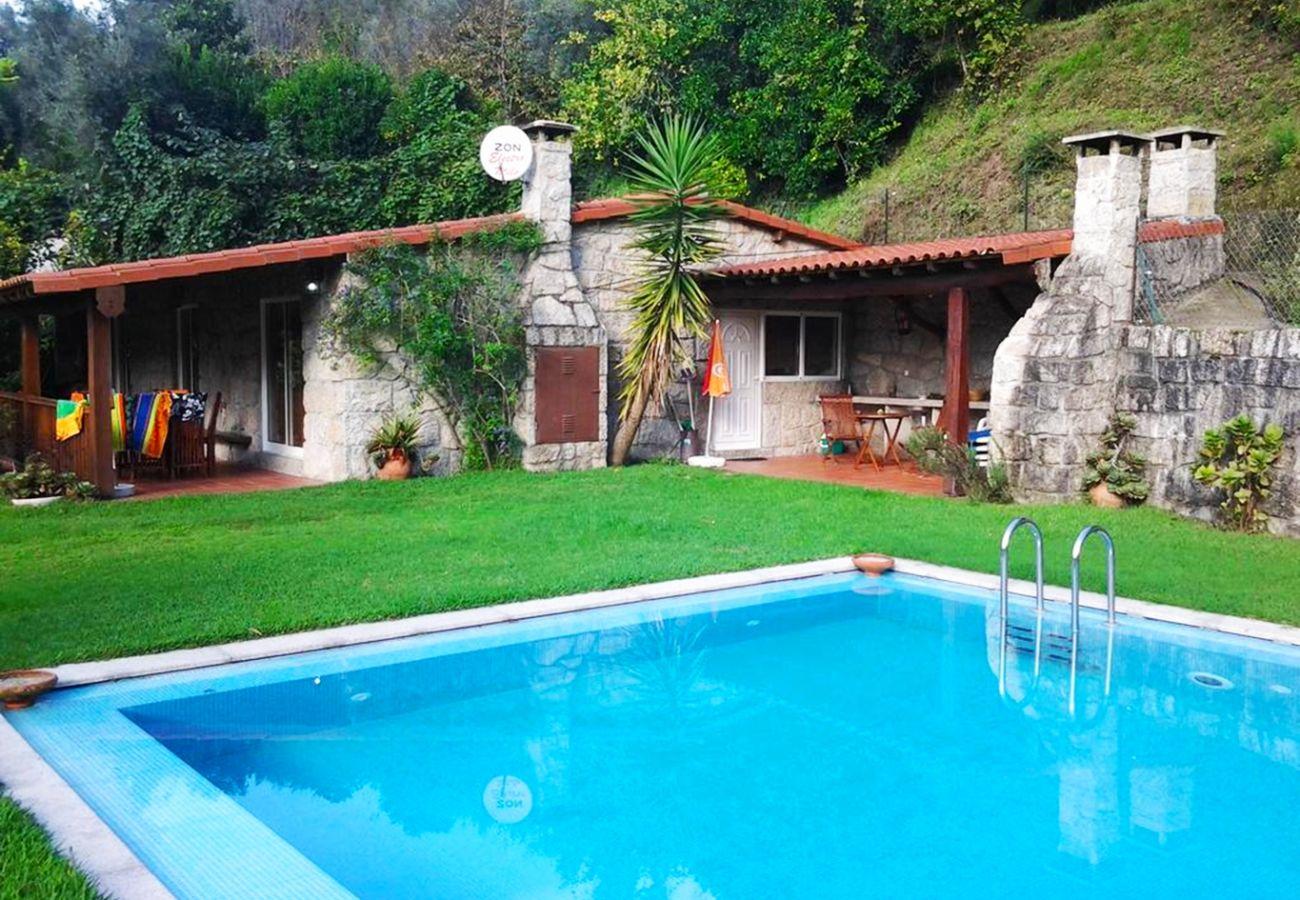 Casa em Vieira do Minho - Quinta de Jaco
