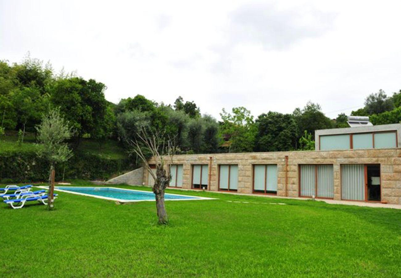 Casa em Vieira do Minho - Quinta de Jaco - Casa Rio