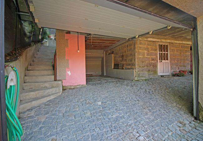 Quarto em Gerês - Quarto Duplo - Casa Vista Rio