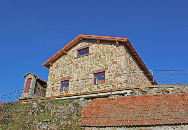 Casa rural em Montalegre - Casa do Canastro T5