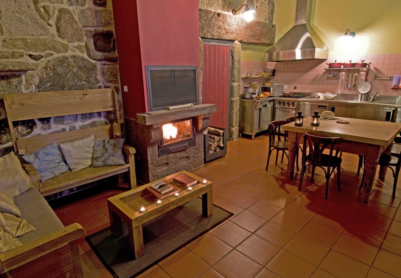 Casa rural em Montalegre - Casa do Canastro