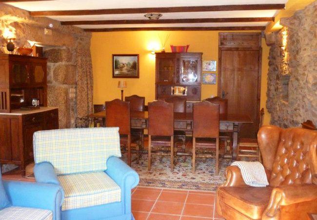Casa rural em Cabeceiras de Basto - Quinta Entre Sebes