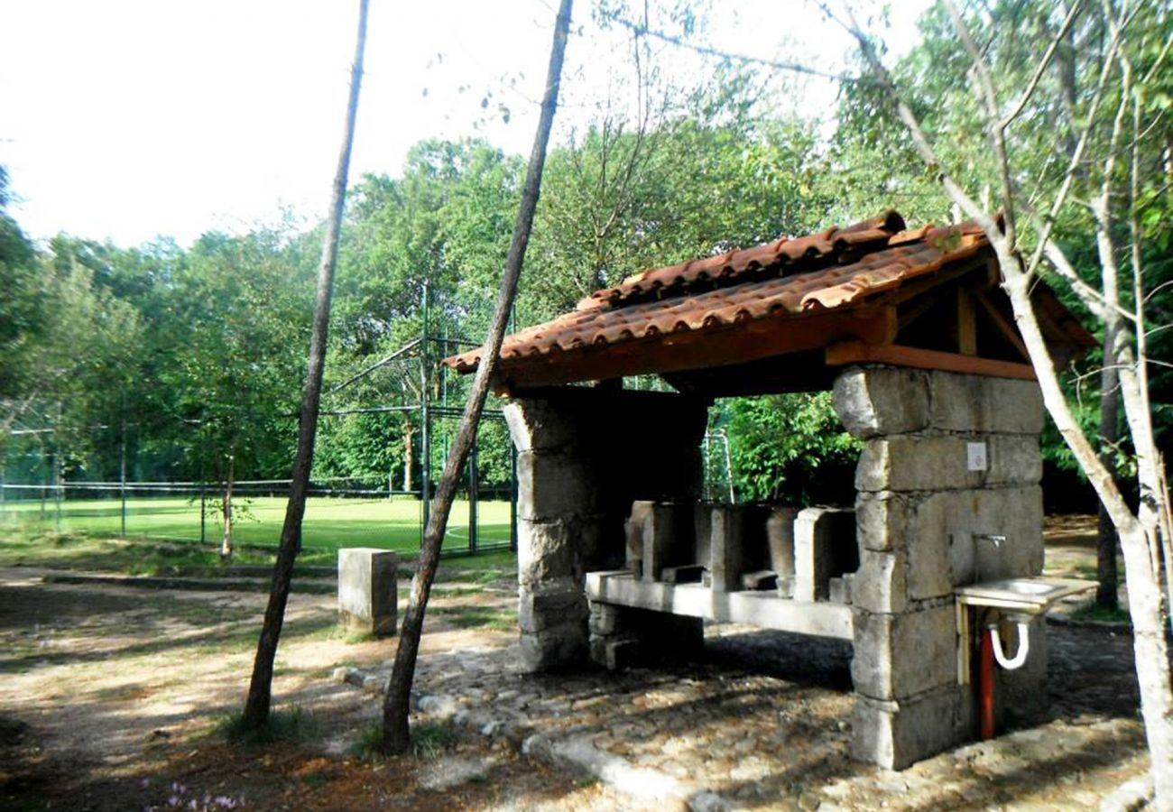 Bungalow em Campo do Gerês - Bungalow T2 Parque Cerdeira
