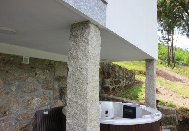Casa rural em Póvoa de Lanhoso - River House Mill Gerês