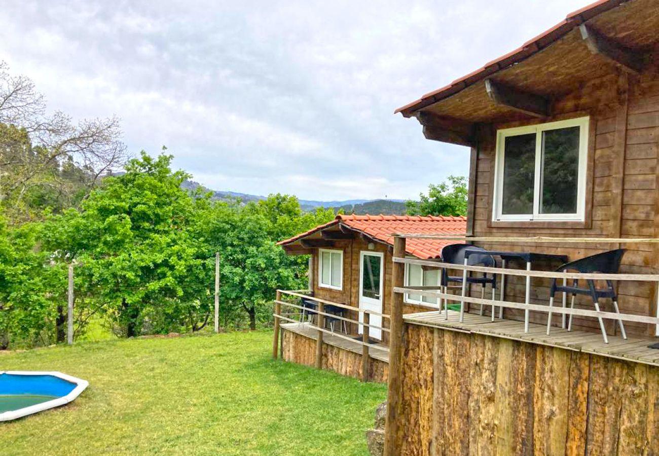 Bungalow em Gerês - Cabaninha do Amor T0 - Casa do Criado
