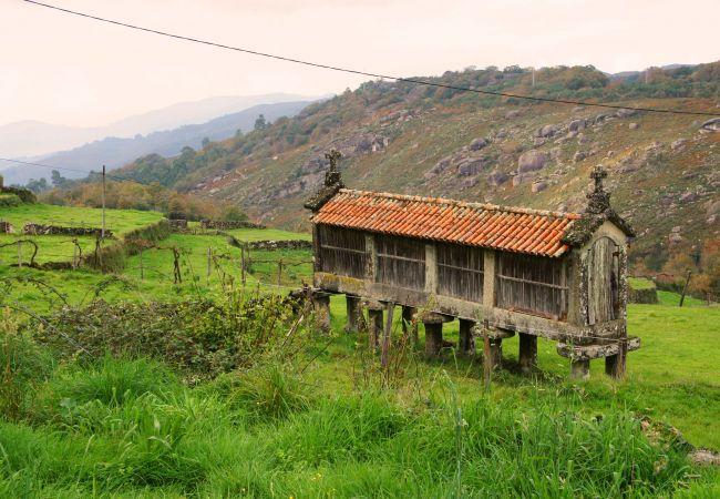 Casa rural em Gerês - Casa D. Célia