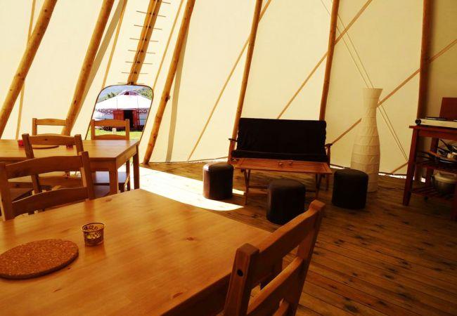 Bungalow em Montalegre - Bungalow Casa na Árvore - Nomad Planet