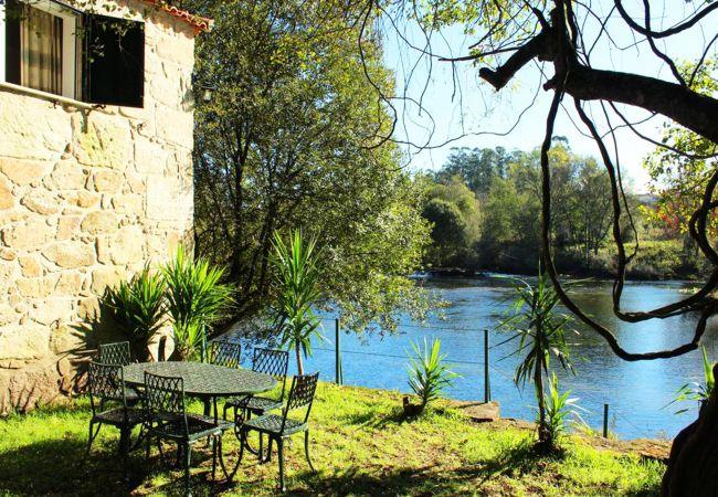 Casa rural em Arcos de Valdevez - Casa do Rio - Eido do Pomar