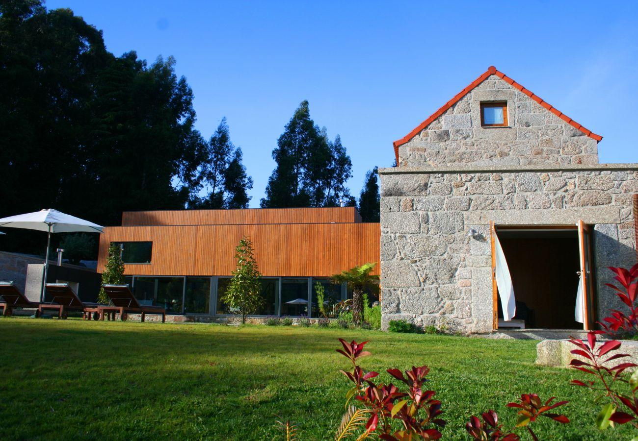 Casa rural em Arcos de Valdevez - Casa do Pomar - Eido do Pomar