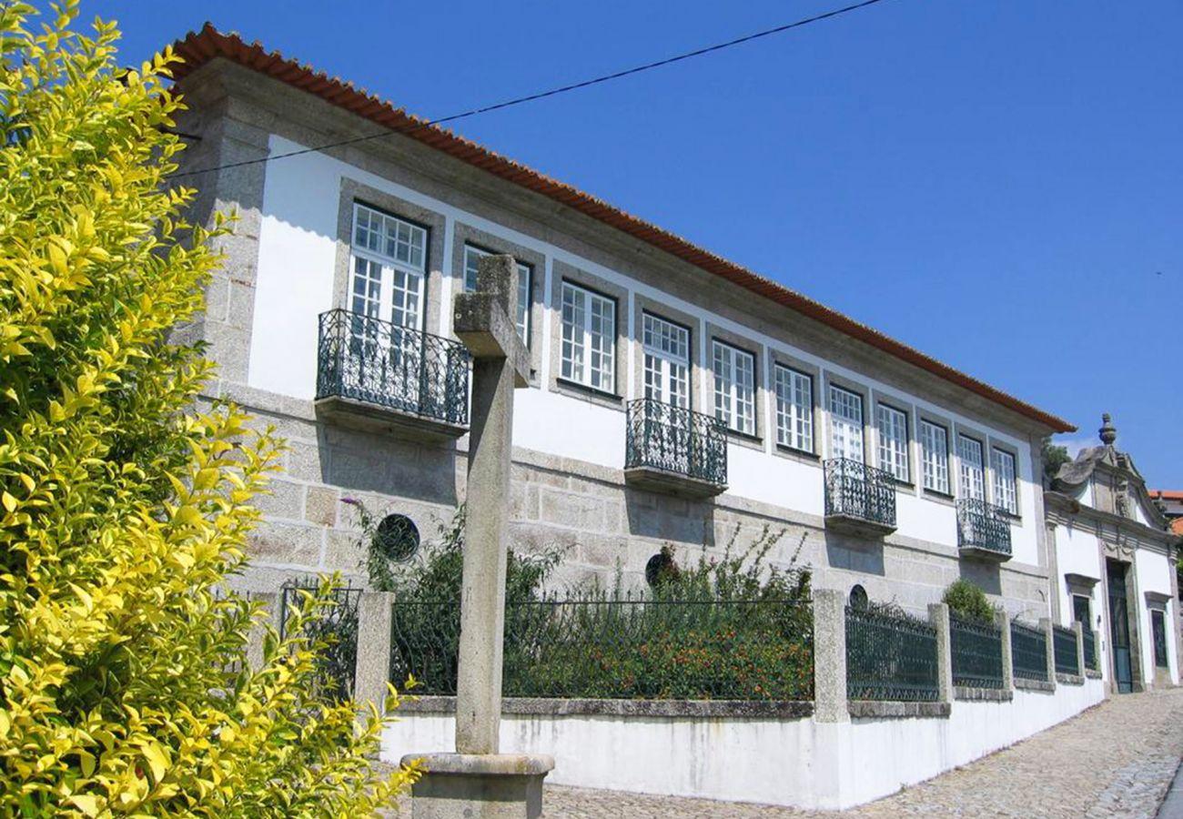Casa rural em Póvoa de Lanhoso - Casa de Alfena