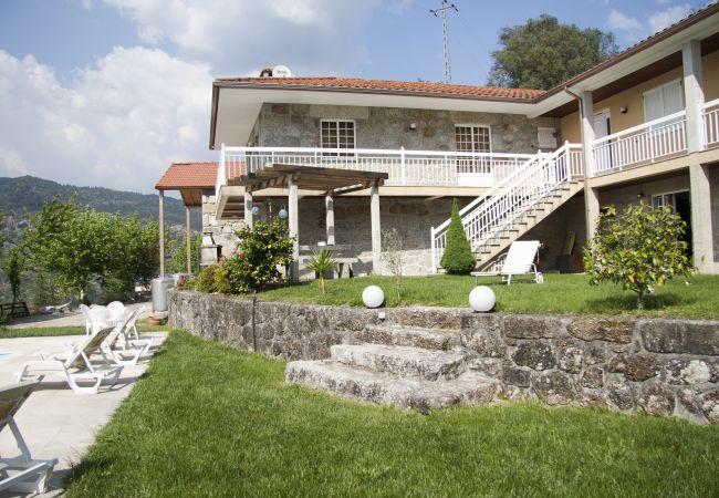 Casa em Vieira do Minho - Cantinho da Pedra - T1