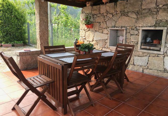 Villa em Gerês - Casa Martagão do Gerês